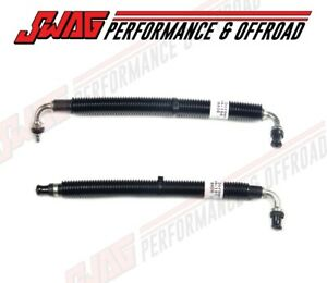 High Pressure Oil Pump Hose Kit For '99.5-03 Ford Powerstroke 7.3L Diesel 7.3