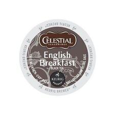 Celestial Seasonings Tea K-Cups, Devonshire English Breakfast, 96-Count