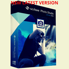 ACDSee Photo Studio Ultimate 2020 ✅ Lifetime Activation ✅ Multiple Devices