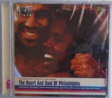 THE HEART AND SOUL OF PHILADELPHIA - CD - BRAND NEW