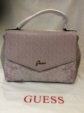 NEW Genuine GUESS Large Hand  Bag Grey BNWT
