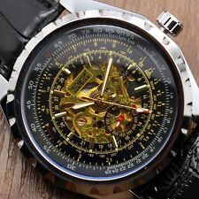 Fashion Automatic Mechanical Watch Man Jaragar Photochromic Glass Mens Wrist Wat