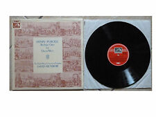 EMI ASD 3166 (QUAD) * HENRY PURCELL * BIRTHDAY ODES FOR QUEEN MARY * MUNROW