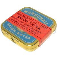 100 Grammophonnadeln in ORIGINAL Marschall SALON-EXTRA Dose  - steel needles tin