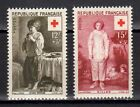 FRANCE FRANCIA 1956 Au Profit de la Croix-Rouge MNH**