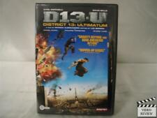 District 13: Ultimatum (DVD, 2010)