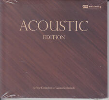 """""""Acoustic Edition Vol.1"""" DW Mastering 24bit/96KHz Mastering Audiophile CD New"""
