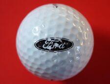 Pelota de golf con logo-Ford-golf logotipo pelota auto coleccionista pelota logotipo pelotas de recuerdo