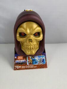 Mega Construx MOTU Skeletor Head Zodac Scuba Attack Mini Figure NIP Scubattack