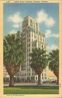 Phoenix, ARIZONA - Luhrs Tower Building - ARCHITECTURE - 1941
