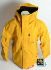 New listing 2021 Nwt Youth Volcom L Gore-Tex Jacket $260 M Resin Gold 2 layer standard fit