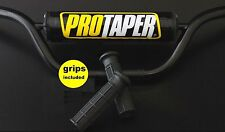 yamaha 660 raptor handlebar protaper pad handle bar grips pro taper pad bar atv