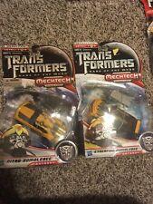 Transformers DOTM Cyberfire Bumblebee And Nitro Bumblebee MISB Hasbro 2011 Movie