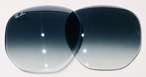 Ray Ban RB3648 Marshal Hexagonal Blue Gradient Replacement Lenses 51 mm
