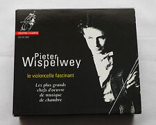 Pieter WISPELWEY Le violoncelle fascinant 4xCD Box CHANNEL Classics CCS SEL 0597