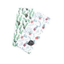 5pcs Cute Cactus Plants Paper Envelopes Letter Paper Greeting Card Storage Bag