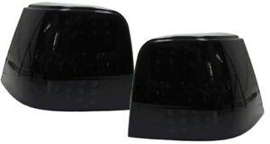 LED Rückleuchten Rücklichter Schwarz VW Golf 4 Limousine GTI R32 Premium *NEU*