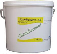 5kg Ascorbinsäure in Pharma- und Lebensmittelqualität E300