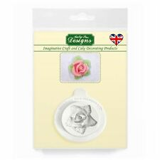 Katy Sue Fondant Cake Icing Craft Embellishment Mould - Floral Rose