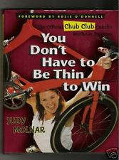 Judy Molnar-You don't have to be thin to win-Chub Club