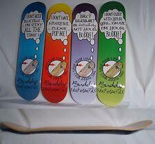Buddy Skateboard Deck 8.00 inch