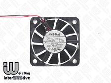 NMB 50mm 5CM 3pin 5010 Bearing Computer case fan 0.14A 4000RPM ITX ATOM FreeShip
