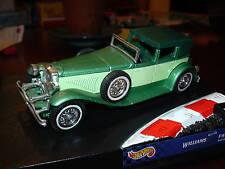 1/43  DUESENBERG / MODEL J / TOWN CAR / 1931 / MATCHBOX LESNEY