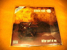 Cardsleeve Full CD PANIC CELL Bitter Part Of Me 10TR + video 2004 heavy metal