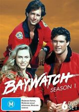Baywatch : Season 1 (DVD, 2013, 6-Disc Set) New & Sealed + FREE POSTAGE