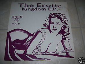 the erotic kongdom EP rave the city part IV