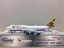 Gemini Jets 1:400 British Airways BOEING 747-400 G-CIVP GJNAW019