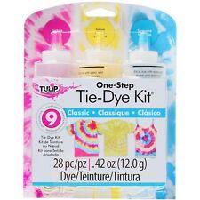 NEW Tie Dye Kit Tulip DIY Medium Kit -  CLASSIC dyes up to 9 T-shirts -FREE POST