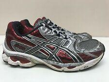Men's Asics Gel Nimbus 10 TN840 Silver Red