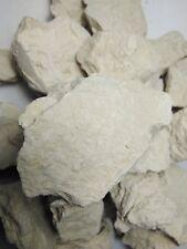 Edible clay, natural clay, medical clay, White clay . 200 gr.