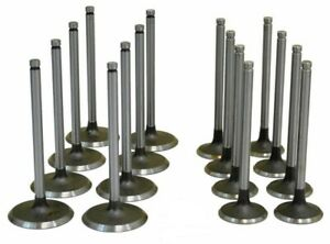 Willys Jeep OHV 134 F Cylinder Head Valves and Valve Guides