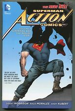 ACTION COMICS VOLUME 1 SUPERMAN AND THE MEN OF STEEL - NEW DC 52