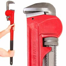 "EXTRA LARGE 36"" STILLSON MONKEY WRENCH Steel Plumbers Adjustable Pipe Spanner"