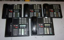 Lot of 5*Northern Telecom Norstar Meridian M7310 Nt8B20 Phone System See Notes