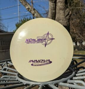 Innova super rare great condition 2008 PFN Patent#s early STAR XCALIBER 172g
