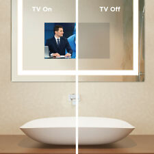 fusion lighted mirror tv w/ Bose speaker and remote