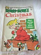 Vintage Dennis The Menace Comic Book (1970's)