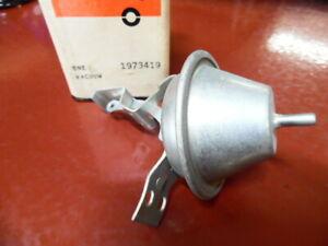 1969 PONTIAC FIREBIRD 6 CYL DELCO REMY VACUUM CONTROL NOS 1973419