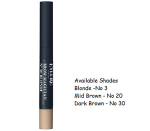 Eylure Brow Magician Precision Crayon & Tinted Fixer Duo - 3 Shades Available