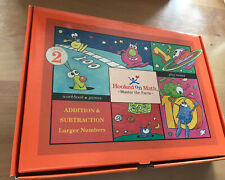 Hooked on Math Master The Facts Level 2 Homeschool Money Lnuc Addition Subtract