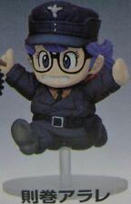 Dr. Slump ARALE chan Military Costume Mini Figure of Arale Norimaki