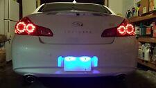 Blue LED License Plate Lights For Lincoln Aviator 2003-2005 2004