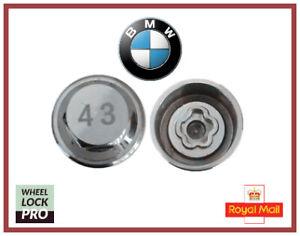New BMW Locking Wheel Nut Key Number 43 - UK Seller