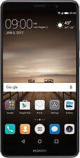 Téléphones mobiles gris Huawei Mate 9 avec android
