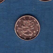 Finlande - 2013 - 1 centime d'euro - Pièce neuve de rouleau -