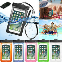 Swimming Waterproof Underwater Pouch Bag Dry Arm Pack Case Cover For Cell Phone